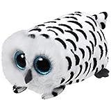 Nellie Owl - Teeny Tys 4 inch - Stuffed Animal by Ty (42142) by Ty Beanies