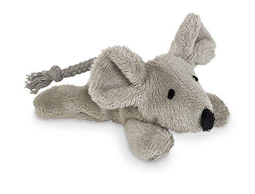 Nobby 67461 Plüsch Maus mit Catnip