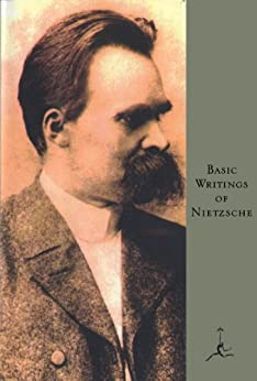 basic writings of nietzsche pdf