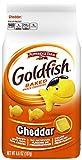 Pepperidge Farm Goldfish Cheddar Crackers, 60