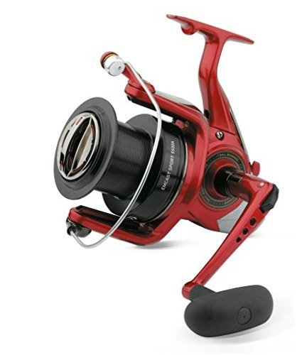 Daiwa EMCS4500A Emcast Sport Test Saltwater Spinning Fishing Reel, 12-17 lb, Blue