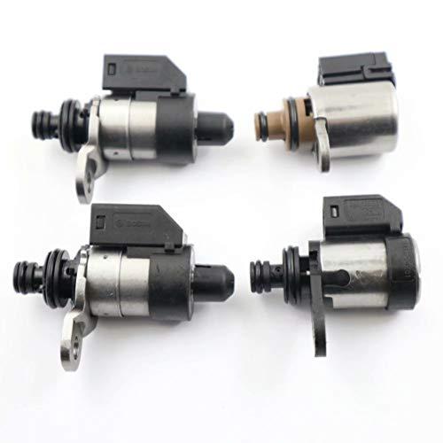 Bernard Bertha Trans solenoids kit 4pcs for Nissan Altima, Maxima, Murano  and Quest CVT transmission solenoid JF010E/RE0F09A/RE0F09B