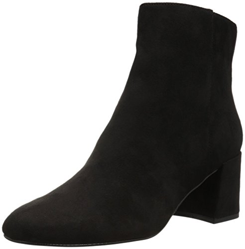 Chinese Laundry Women's DARIA Ankle Boot, Black Suede, 8 M US (Women Boots Black Suede For)