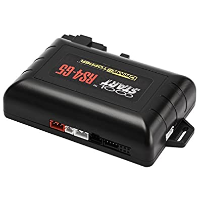 Crimestopper RS4-G5 1-Way Remote Start and Keyless Entry System with Trunk Pop: Car Electronics