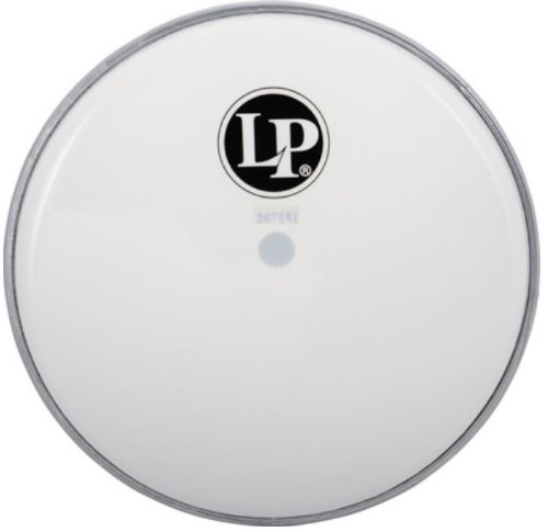 Latin Percussion LP279C 9-1/4-Inch Plastic Timbale Head (Set Timbale Lp Drum)