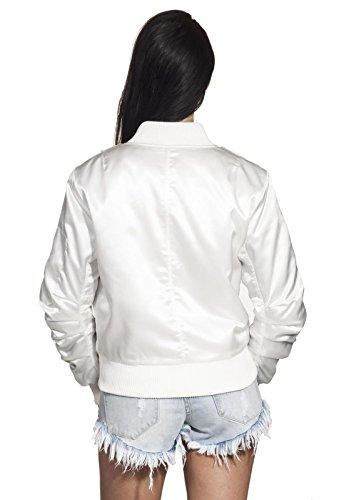 Loomiloo - Chaqueta - para mujer blanco
