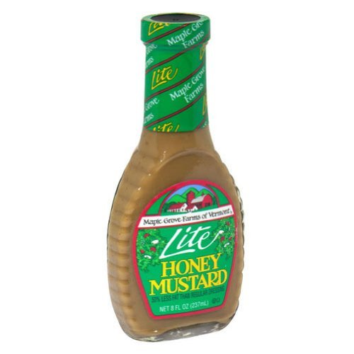 Maple Grove Drssng Lite Honey Mustard