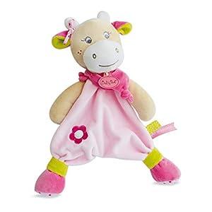 BABY NAT' Doudou - Coquillette La Vache 63