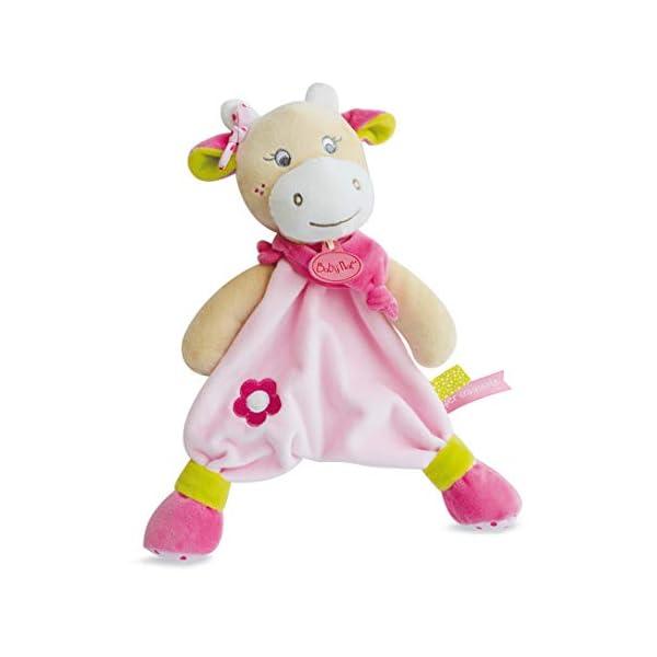 BABY NAT' Doudou - Coquillette La Vache 1