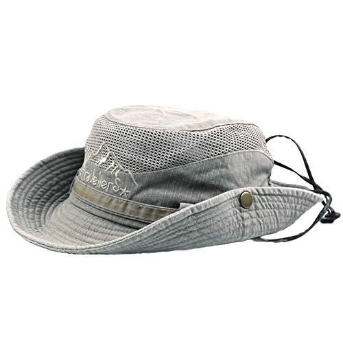 Amazon.com: Excursion Sports - Sombrero de malla con visera ...