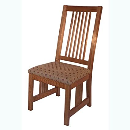 Build Your Own Mission Chair Plan   American Furniture Design