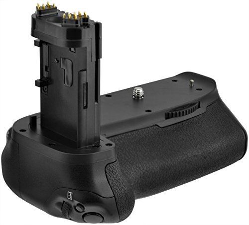 Xit XTCG7DII Pro Series Battery Grip for the Canon EOS 7D Mark II Digital SLR Cameras (Black)
