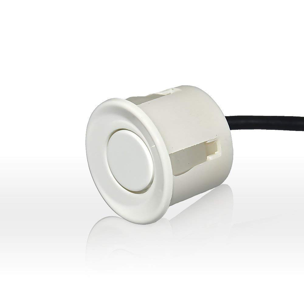 4 sensors+4 Colors for Universal Auto Vehicle black3 Auto safety Car Reverse Backup Radar System Parking Sensor kit,LED Dispaly BIBI Voice Alert