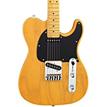 G&L Tribute ASAT Classic Electric Guitar Butterscotch Blonde Maple Fretboard