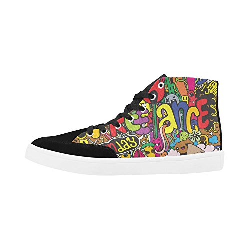 Chaussures De Haute Qualité De Style De Vie Freelance Dinterestprint Pour Des Femmes