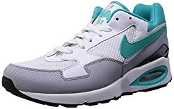 Nike Women's Air Max ST White light Retro Wolf Grey 705003-102 Size 8