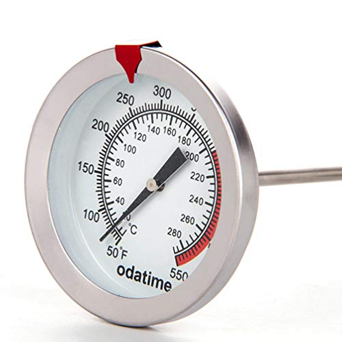 Stainless Steel Dial-type meat thermometer Meat Thermometer Food Cooking Instant Degree Display Probe Thermometer 0-280â