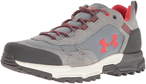 47e83578922 Under Armour Outerwear Men's Post Canyon Low Hiking Boot, Steel (035 ...