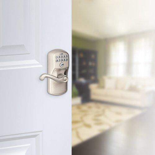 Schlage Keyless Entry Door Lock With Deadbolt ★ Best Value