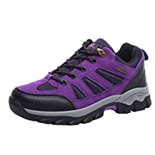 Oncefirst Women's Low Travel Hiking Shoes