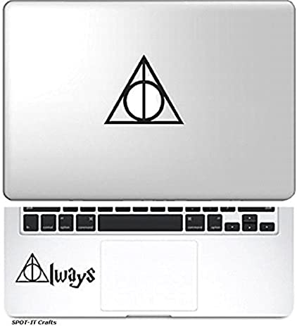Amazon Spot It Crafts Harry Potter Deathly Hallows Symbol 2 In