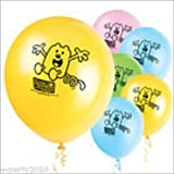 """Wubbzy 12"""" Printed Latex Balloons Asst. (8 count)"""
