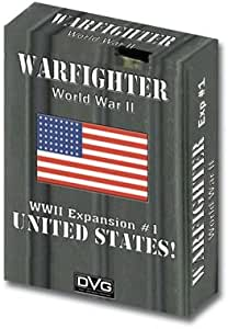 Dan Verssen Games DVG Warfighter WWII Expansion #43 Shore Invasions Cards