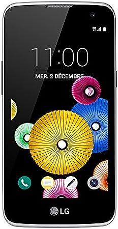 LG K4 Smartphone Libre con 4G (Pantalla: 4,5 Pulgadas – 8 GB ...
