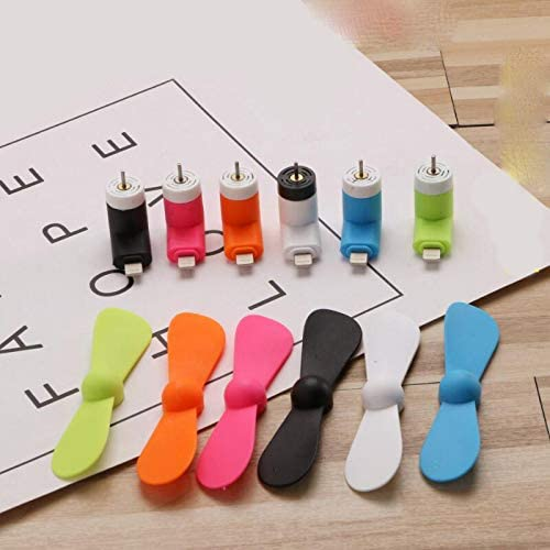 Plug Type: other Pukido USB portable mobile power small fan millet with the same computer fan Android two-in-one mobile phone fan