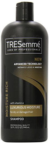 TRESemme Vitamin E Luxurious Moisture Shampoo, 32 Fluid Ounces