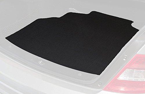 GGBAILEY D1423A-CMA-BK-LP Custom Fit Car Mats for 2007, 2008, 2009, 2010, 2011, 2012 Lexus LS 460 Black Loop Cargo Floor