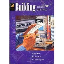 Building Material Estimators (Win)