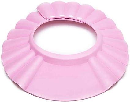 Beaums R/églable Douche Baignoire Visor Bouclier laver les cheveux Cap R/ésistance Shampooing Protection des yeux oreilles Hat b/éb/é enfants Enfants b/éb/é