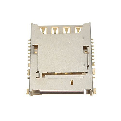 (SIM Card Reader Tray Slot Holder Replacement Part For LG G3 D850 D851)