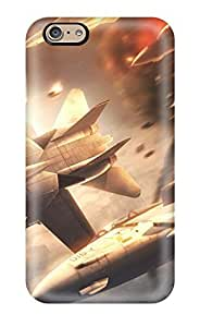 FKublmq5923RZdRO ZippyDoritEduard Awesome Case Cover Compatible With Iphone 6 - Ace Combat by lolosakes