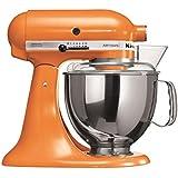 Batedeira Stand Mixer Artisan, KitchenAid, KEA33C8, Tangerine