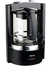Krups 468-42 Moka Brew 8-Cup Coffeemaker, Discontinued At A Glance