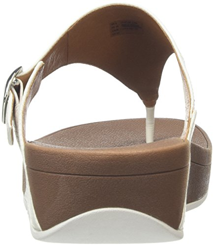 Fitflop the Skinny, Chanclas para Mujer Off-White (Urban White)