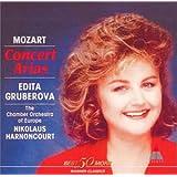 Mozart:Concert Arias