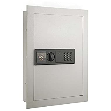 Paragon 7750 Electronic Wall Lock and Safe, Hidden Large Safe for Jewelry or Small Handguns