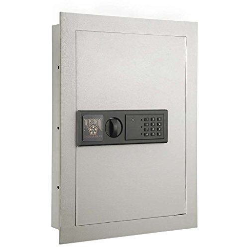 1. Paragon 7750 Electronic Wall Lock and Safe