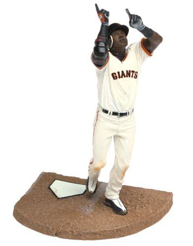 McFarlane Toys MLB Sports Picks Series 5 Action Figure Barry Bonds (San Francisco Giants) White Jersey