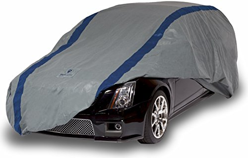Duck Covers A3SW184 Weather Defender Station Wagon Cover for Wagons up to 15' 4
