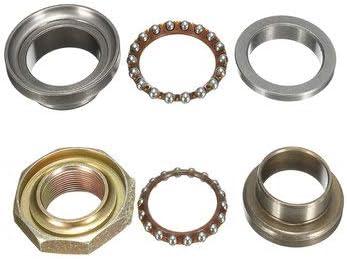 Head Set Bearings - Steering Bearing Kit - Steel Ring Bearings Head Race for PW50 1981-2013 (Steering Wheel Bearing Kit): Amazon.ca: Tools & Home Improvement