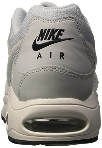 Nike Men's 629993 Running Shoes Bianco (Summit White/Pure Platinum Black) I4su7
