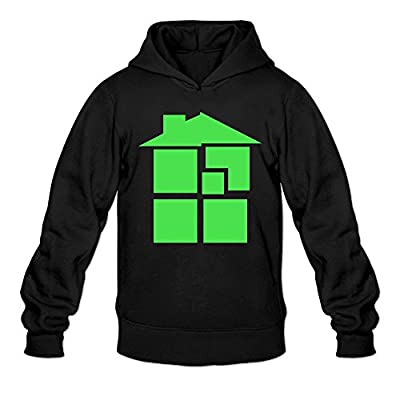 DVPHQ Men's Best Homestuck Anime Sweater Black