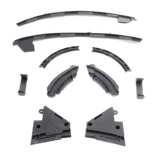 Howdens Lamona Oven Cooker Vent Hood Side Slide Panel Extractor Fix Kit