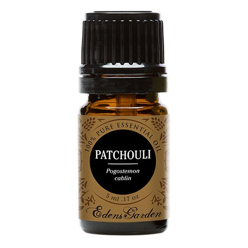 Patchouli 100% Pure Therapeutic Grade Essential Oil by Edens Garden- 5 ml
