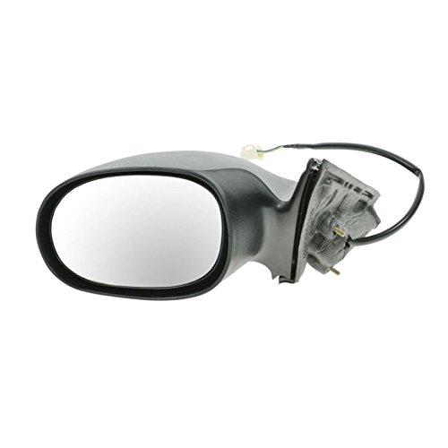 Power Side View Mirror Fixed Passenger Right RH for 01-06 Sebring Stratus Sedan