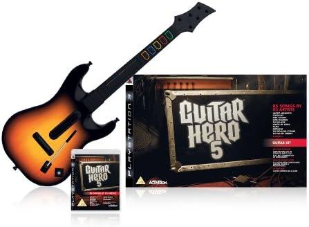 Activision Guitar Hero: 5 PlayStation 3 Inglés vídeo - Juego ...